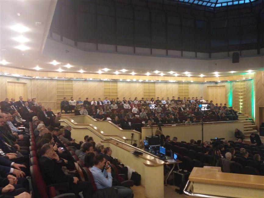 Конференция деканов лесохозяйственных факультетов и директоров лесных институтов и школ в г. Брашов (Румыния)