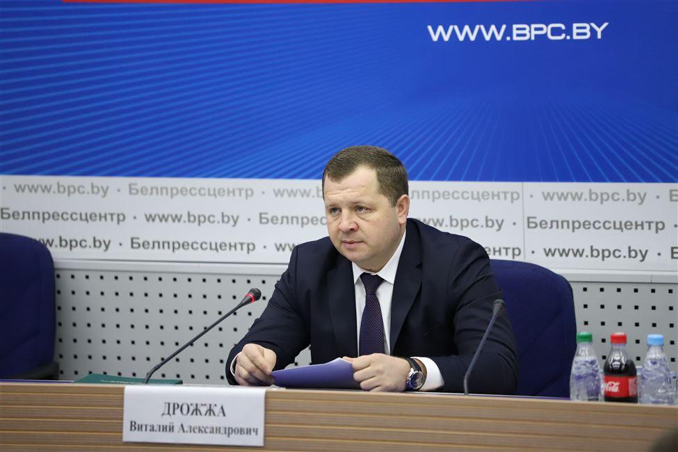 Пресс-конференция Министра лесного хозяйства