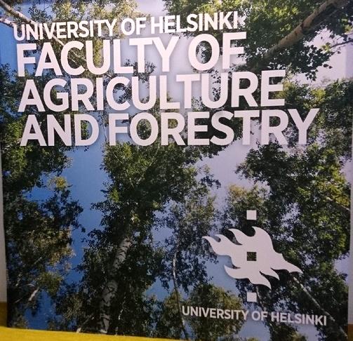 Итоги стажировки в Хельсинском университете  ассистента кафедры лесозащиты и древесиноведения