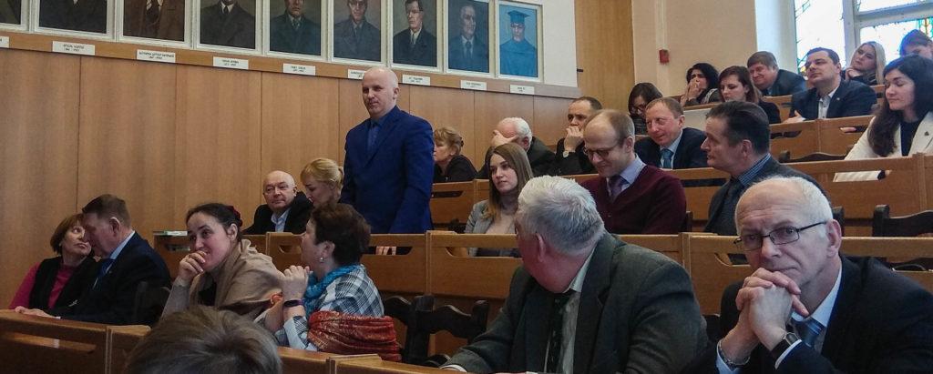 В БГТУ прошла 84-я научно-техническая конференция профессорско-преподавательского состава, научных сотрудников и аспирантов (с международным участием), посвященная 90-летнему юбилею университета